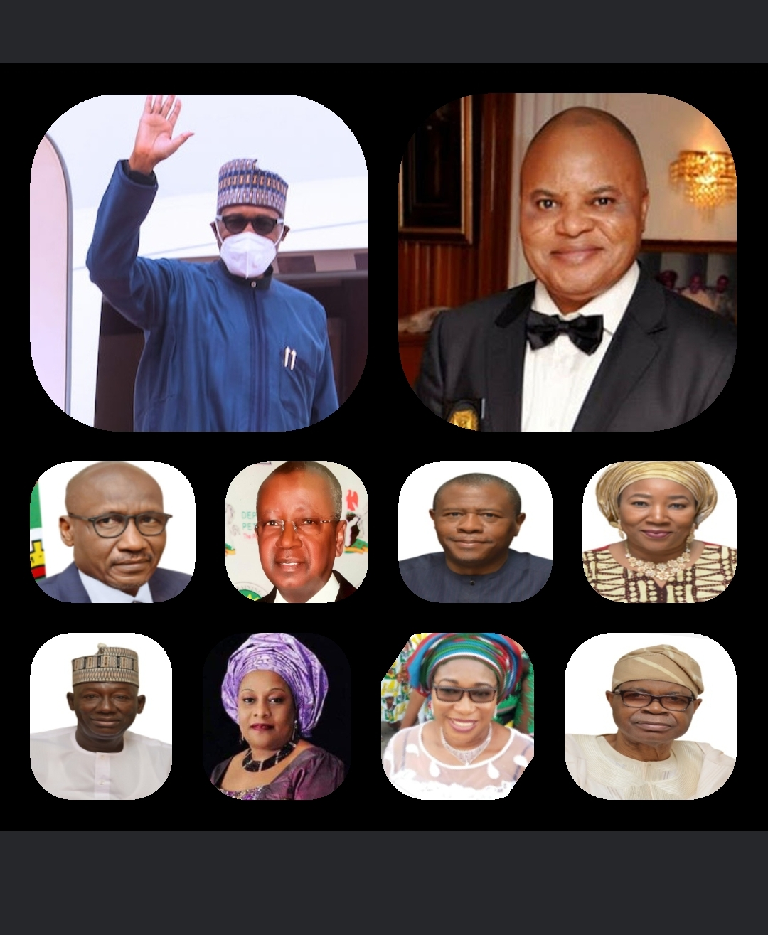 THE REAL AND NEW DIRECTORS BEHIND THE NEWLY INCORPORATED NNPC LIMITED NAMED BY PMB - Ben Television